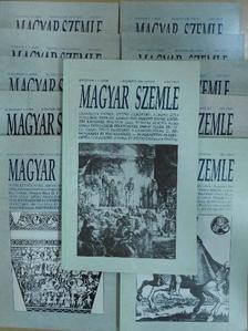 Bodosi György - Magyar Szemle 1996/1-12. [antikvár]