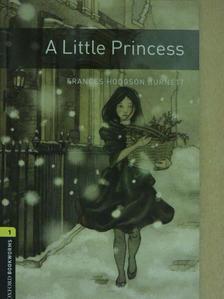 Frances Hodgson Burnett - A Little Princess - CD-vel [antikvár]