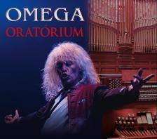 Omega - ORATÓRIUM - CD -