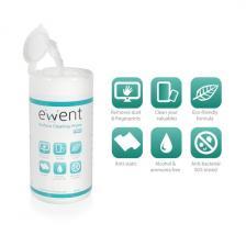 Ewent EW5612 Kijelző és felület tisztító kendő (100 db)