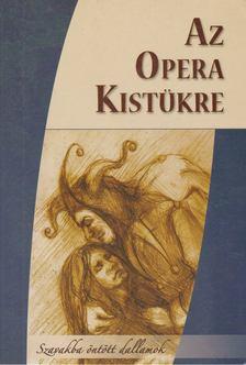 HORVÁTH VIKTOR - Az opera kistükre [antikvár]