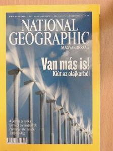 Kruppa Márton - National Geographic Magyarország 2005. augusztus [antikvár]