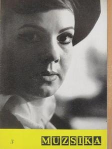 Abody Béla - Muzsika 1966. március [antikvár]