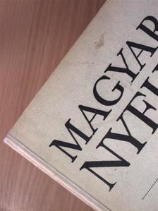 Antal László - Magyar Nyelvőr 1962. október-december [antikvár]