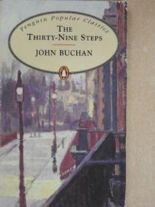 John Buchan - The Thirty-nine Steps [antikvár]