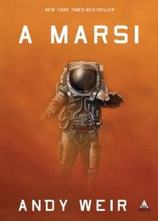 Andy Weir - A marsi [eKönyv: epub, mobi]