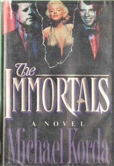 Michael Korda - The Immortals [antikvár]
