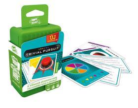 Cartamundi - Shuffle - Trivial Pursuit, Csend el a választ! úti társas játék