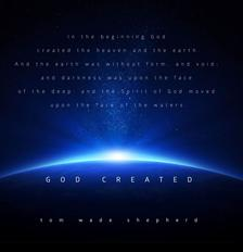 Tom WADE Shepherd - Tom WADE Shepherd - God Created (CD)
