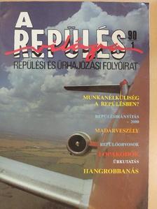 Baj Attila - A repülés világa 90/1. [antikvár]