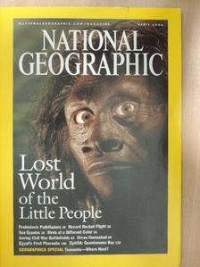 Adam Goodheart - National Geographic April 2005 [antikvár]