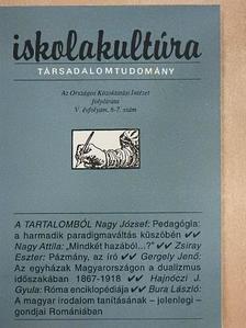 Arató László - Iskolakultúra 1995/6-7. [antikvár]