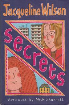 Jacqueline Wilson - Secrets [antikvár]
