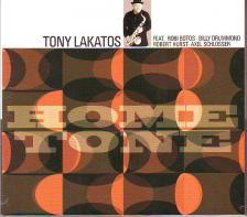 TONY LAKATOS - HOMETONE CD TONY LAKATOS
