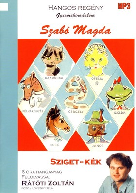 SZABÓ MAGDA - SZIGET-KÉK