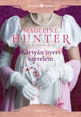 Madeline Hunter - Kártyán nyert szerelem [eKönyv: epub, mobi]