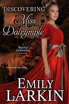Larkin Emily - Discovering Miss Dalrymple [eKönyv: epub, mobi]