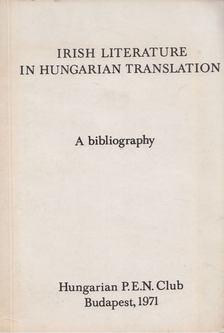 Kocztur Gizella - Irish Literature in Hungarian Translation [antikvár]