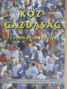 Balogh László - Köz-gazdaság 2007. június [antikvár]