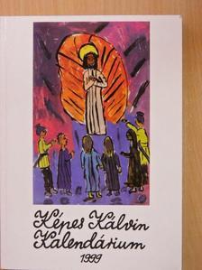 Angyalosy Zsolt - Képes Kálvin Kalendárium 1999 [antikvár]