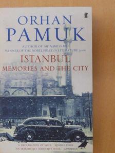 Orhan Pamuk - Istanbul [antikvár]