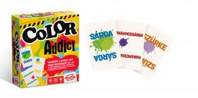 Cartamundi - Color Addict - Legyél Te is színfüggő! színes kártyajáték