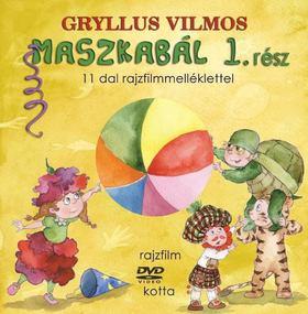 Gryllus Vilmos - Maszkabál 1. rész [antikvár]