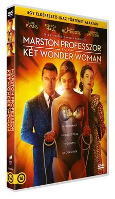 Angela Robinson, - Marston professzor és a két Wonder Woman