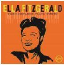 ELLA FITZGERALD - The Complete Piano Duets - CD