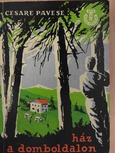 Cesare Pavese - Ház a domboldalon [antikvár]