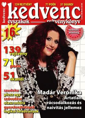 CSOSCH KIADÓ - Kedvenc ÉVSZAKOK 16.