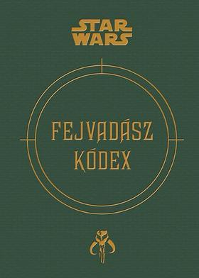 .- - Star Wars - Fejvadász kódex