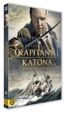 Peter Weir - KAPITÁNY ÉS KATONA - DVD
