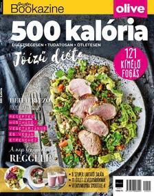 Palcsek Zsuzsanna - szerk. - Gasztro Bookazine 2020/01 500 kalória