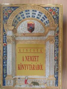 Belitska-Scholtz Hedvig - Kincsek a nemzet könyvtárából [antikvár]
