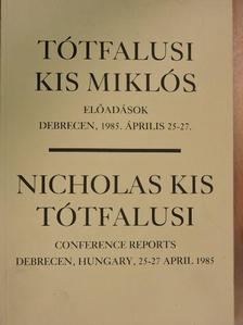 Ács István - Tótfalusi Kis Miklós [antikvár]