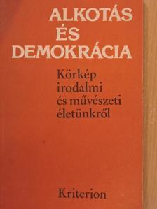 Beke György - Alkotás és demokrácia [antikvár]