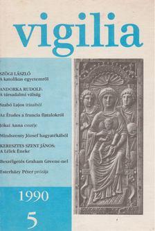 Lukács László - Vigilia 1990/5 [antikvár]