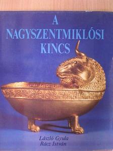 László Gyula - A nagyszentmiklósi kincs [antikvár]
