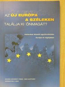Bernhard Köppen - Az Új Európa a széleken találja ki önmagát? [antikvár]