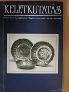 Bálint Csanád - Keletkutatás 1996. ősz-2002. tavasz [antikvár]