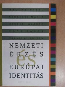 Csepeli György - Nemzeti érzés és európai identitás [antikvár]