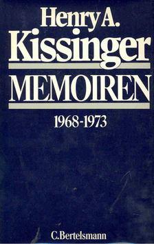 Henry Kissinger - Memoiren 1968-1973 (Eredeti cím: White House Years) [antikvár]