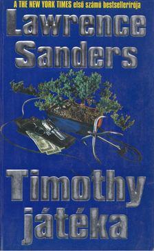 SANDERS, LAWRENCE - Timothy játéka [antikvár]
