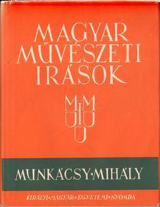 Farkas Zoltán - Munkácsy Mihály [antikvár]