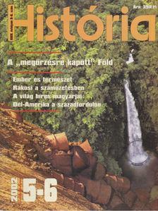 Glatz Ferenc - História 2002/5-6. [antikvár]