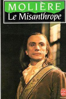 MOLIÉRE - Le Misanthrope [antikvár]