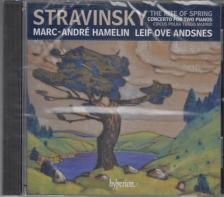 STRAVINSKY - THE RITE OF SPRING&OTHER MUSIC FOR TWO PIANOS,CD