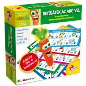 LI44474_B - Carotina - Betűjáték az ABC-vel - interaktív játék
