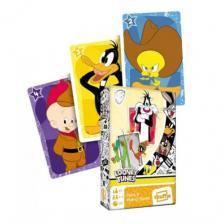 Cartamundi - Looney Tunes - Bolondos Dallamok Fekete Péter és memória kártya